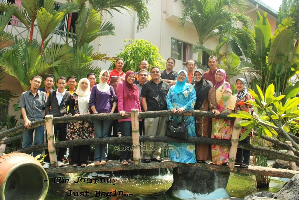 seminar asas blogging