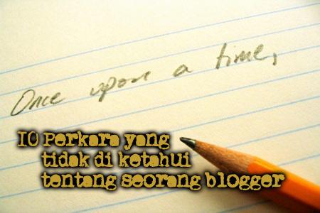 tentang blogger