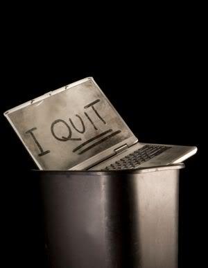 berhenti kerja