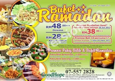 GoodHope Hotel Skudai Johor Bahru